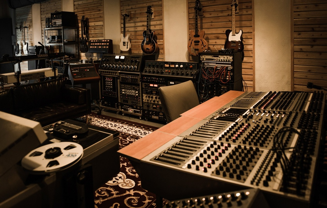 Outstanding Austin Recording Studio 5Th Street Studios Largest Home Design Picture Inspirations Pitcheantrous